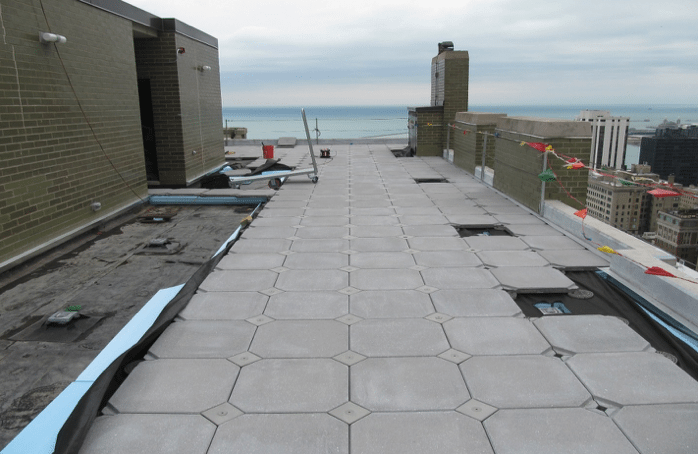 Due To The Localized Nature Of Roof Slab Deterioration, Concrete Patch  Repairs Were Recommended. This Work Required Extreme Care In Design,  Sequencing, ...